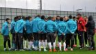 Çaykur Rizesporlu oyuncular Galatasaray maçına kilitlendi