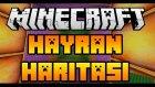 Minecraft | MC Hayran Haritası Parkur mu oda ne ;)