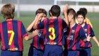 Genç Barça'lıdan enfes gol