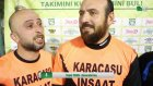 KaracaSu İnş Crazy - Soldiers Basın Toplantısı / ANKARA / iddaa Rakipbul Ligi 2015 Kapanış Sezonu