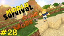 Minecraft Game Of Mods - DEADPOOL - Bölüm 28