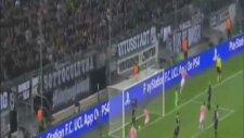Stephan Lichtsteiner'in beraberlik golü