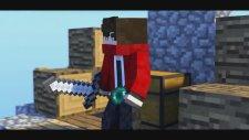 XfireHD Minecraft Animation İntro Skywars #V1  HG Animation 