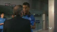Florentino Perez ile Ronaldo Arasındaki İlginç Diyalog