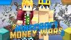 Hallowen Haritası ! | Para Savaşları | Bölüm-12 | w/MinecraftEvi