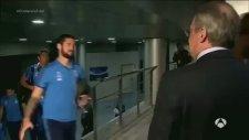 Perez'den Ronaldo'ya şok hareket!