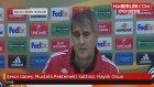Şenol Güneş: Mustafa Pektemek'i Sattınız, Hayırlı Olsun