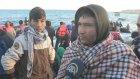Sığınmacıların tehlikeli yolculuğu