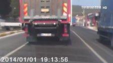 Türkiye'de Araç Kamerası Kaza Kayıtları 5