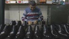 15 Metrekareden Dünyaya Ayakkabı Satıyorlar