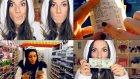 20$ Makeup Challenge ve Canli Alışveriş