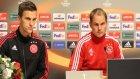 Frank de Boer: 'Fenerbahçe'yi yenmeliyiz'