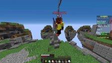 NE YAPTI O ? - Sky Wars - Minecraft Gökyüzü Savaşları