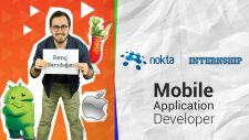 Nokta Internship - Mobile Application Developer