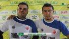 Sunal Rent A Car vs Antalya United Basın Toplantısı Antalya iddaa RakipBul Ligi 2015 Kapanış Sezonu