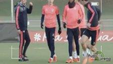 Xabi Alonso'dan ağızları açık bırakan hareket