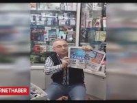 Esnaftan Cemaat (Zaman) Gazetesine Tepki