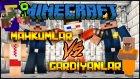 GARDİYANLAR VS MAHKUMLAR! - Minecraft PARA DUVARLARI! (Hapisten Kaçış) w/ Minecraft Evi , Ahmet Aga
