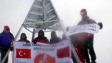 Türk dağcılardan Fas'ta zirve tırmanışı