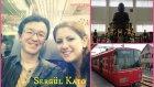 Japonya sokakları- Tren Yolculuğu - Mega Kebab