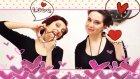 Pink Bubu Ve Ece İçen İle Sevgililer Günü Makyajı