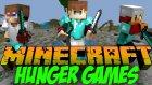 Türkçe Minecraft - Hunger Games 1 : AHMETE ŞİMŞEKLER ÇAKIYOR! (Açlık Oyunları) w/Ahmet Aga,TTO