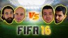 4 Player - Patronlar vs OyunTekno Fifa16 (iddialı)
