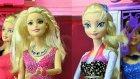 Barbie ve Elsa Malibu Alışveriş Merkezi Açılış Konuşması -  Barbie Oyuncak Videoları - Evcilik TV