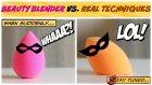 Beauty Blender vs. Real Techniques | ÜRÜN SAVAŞLARI