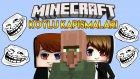 BU SERİ Bİ HARİKA DOSTUM - Minecraft Köylü Kapışmaları #2