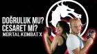 Doğruluk mu? Cesaret mi?: Mortal Kombat X