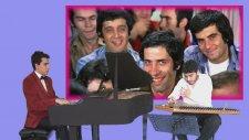 Film Müziği HABABAM SINIFI Yeşilçam Türk Sineması Jeneriği Piyano ve Kanun Melih Kibar Şarkı Eseri