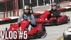 Go Kart'a Gittik! #Vlog 5