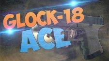Halaylı intro müziği eşliğinde Glock-18 CS:GO Ace! - 100 Health