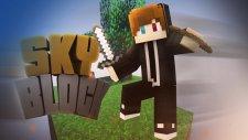 HARİKA SİSTEM LAA!(31DK)- Sky Block - Minecraft #5