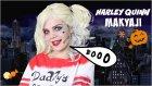 Harley Quinn Kostümü ve Makyajı | Cadılar Bayramı Ortak Video