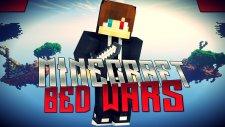 İBO SÖZ VERDİ! (1V4) - Yatak Savaşları(BedWars) #5 - Minecraft