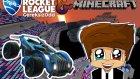 Minecraft Rocket League - OHA LAN,HARİKA! - Tanıtım (Modsuz)