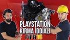 PlayStation Kırma İddialı FIFA 16 Oynuyoruz