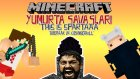 THİS İS SPARTAA! 36DK - Yumurta Savaşları - w/Minecraft Evi,Ozan Berkil #2