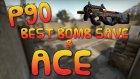 Bir P90 Ne Yapabilir ? - Counter Strike:Global Offensive