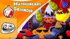 ÇOK TATLILAR LAĞN ! - Maymunları Sevindir - Flash Oyun
