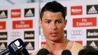 Cristiano Ronaldo itiraf etti