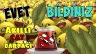 EVET YAPRAK BİLDİNİZ ! - Akıllı Çay Bardağı - w/Facecam