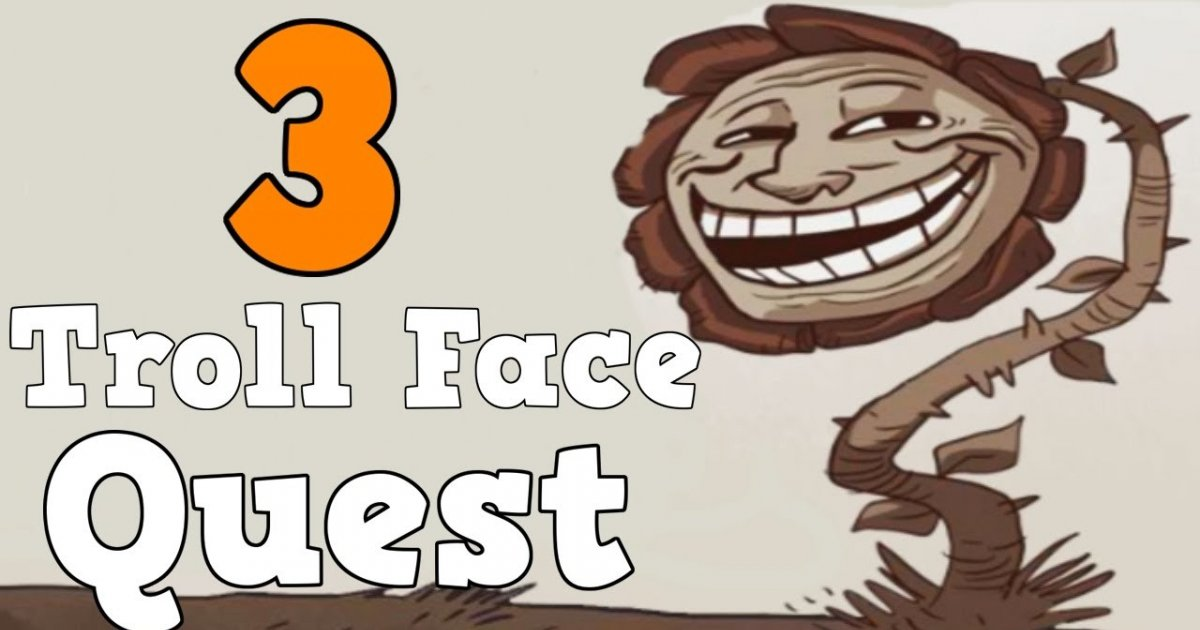 HARBİ BOK ÇIKTI ! - Troll Face Quest 3 - Flash Oyun ...