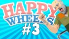 HELİKOPTER ADAM !? - Happy Wheels - Bölüm #3