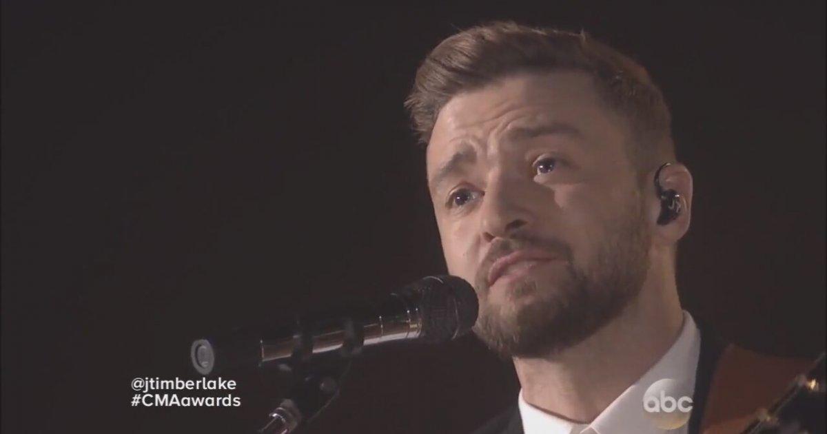 Justin Timberlake Ve Chris Stapleton 39 Dan Muhte Em Drink