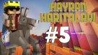 Minecraft : Hayran Haritaları : #5 w/BirLevelAtladı