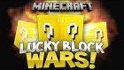 Minecraft Lucky Wars - Bölüm 3 - Neden kazanamıyorum :(