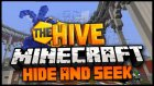 Minecraft Minigames - Hide And Seek ! - w/MrBatur